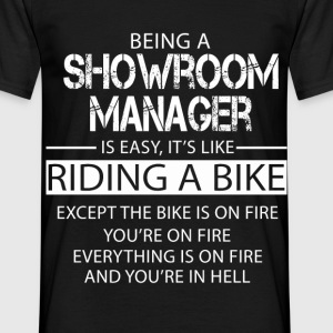 Showroom Manager T-Shirts - Men's T-Shirt