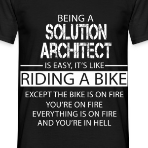 Solution Architect T-Shirts - Men's T-Shirt