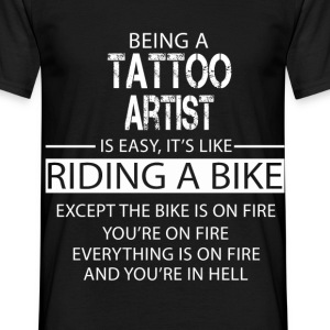 Tattoo Artist T-Shirts - Men's T-Shirt