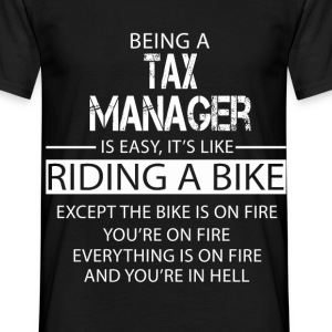 Tax Manager T-Shirts - Men's T-Shirt
