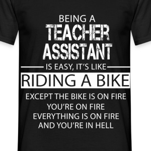 Teacher Assistant T-Shirts - Men's T-Shirt