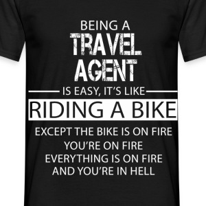 Travel Agent T-Shirts - Men's T-Shirt