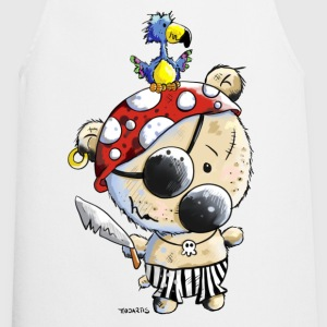 Pirate Bear  Aprons - Cooking Apron