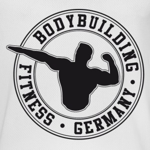 bodybuilder - Männer Basketball-Trikot