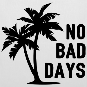 AD No Bad Days Bags & Backpacks - Tote Bag