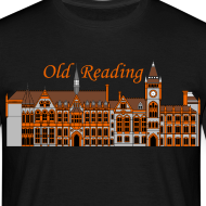 Design ~ Old Reading (Front & Back)