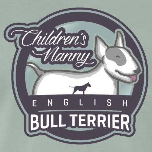 English Bull Terrier Children´s Nanny