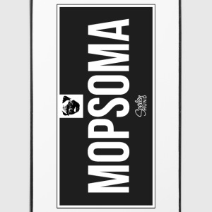 Mopsoma - iPhone 4/4s Hard Case