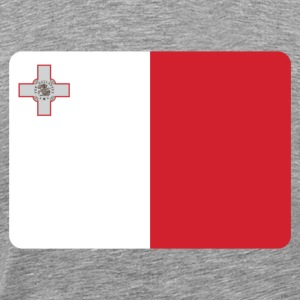 MALTA IS AT THE START! T-Shirts - Men's Premium T-Shirt