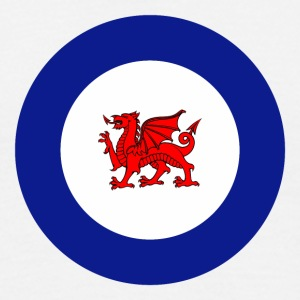 Welsh Roundel - Men's T-Shirt