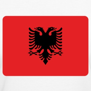 ALBANIA IS NO. 1 T-Shirts - Women's Organic T-shirt