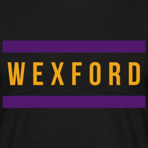 Simple Wexford Logo - Men's T-Shirt