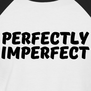 Perfectly imperfect Tee shirts - T-shirt baseball manches courtes Homme