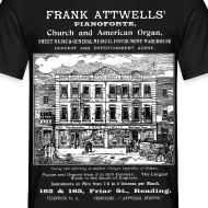Design ~ Frank Attwells', Reading (Front)