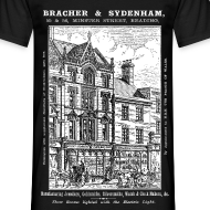 Design ~ Bracher & Sydenham, Reading (Front)