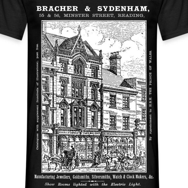 Bracher & Sydenham, Reading (Front)