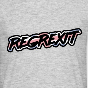 REGREXIT - Men's T-Shirt