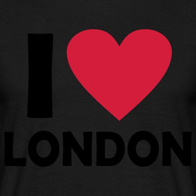 Men's I Love London T-shirt