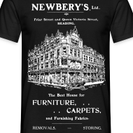 Design ~ Newbery's Corner, Reading (Front)