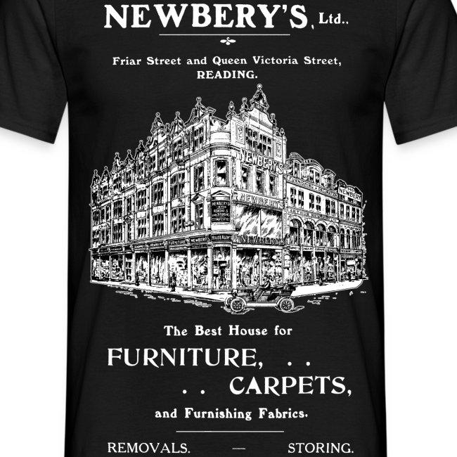 Newbery's Corner, Reading (Front)