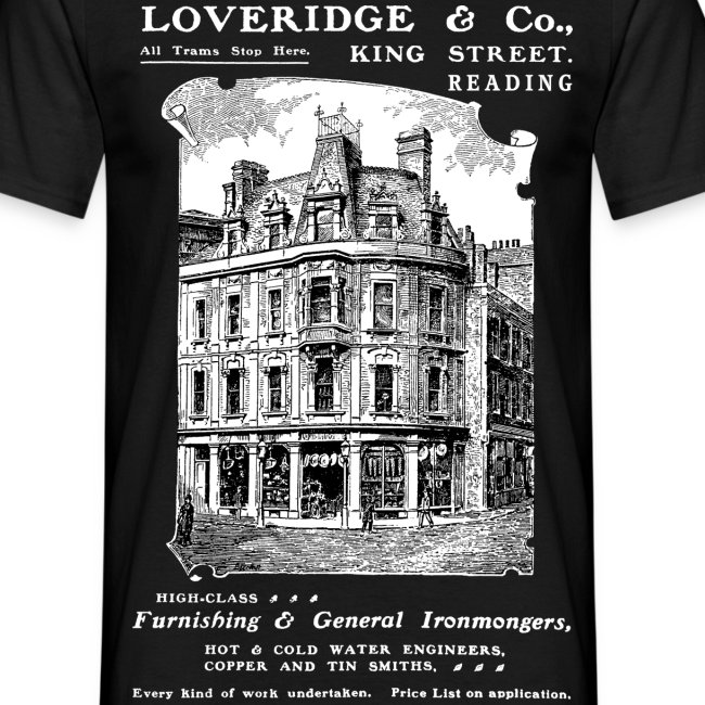 Loveridge Corner, Reading (Front)