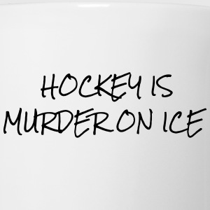 Hockey - Cross - Eishockey - Skater - Ice Hockey Tazas y accesorios - Taza
