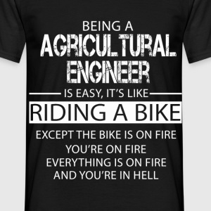 Agricultural Engineer T-Shirts - Men's T-Shirt