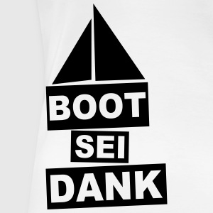Boot sei Dank - Girls - Frauen Premium T-Shirt