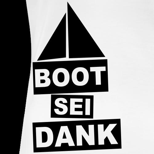 Boot sei Dank!