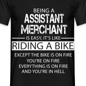 Assistant Merchant T-Shirts - Men's T-Shirt