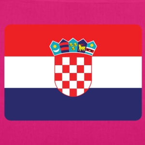 CROATIA IS NO. 1 Bags & Backpacks - EarthPositive Tote Bag