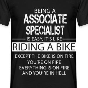 Associate Specialist T-Shirts - Men's T-Shirt