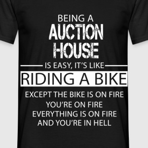 Auction House T-Shirts - Men's T-Shirt
