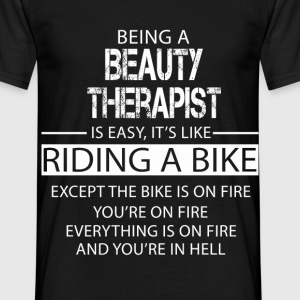 Beauty Therapist T-Shirts - Men's T-Shirt