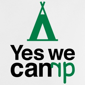 yes we camp Baby Shirts  - Baby T-Shirt