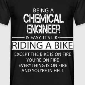Chemical Engineer T-Shirts - Men's T-Shirt