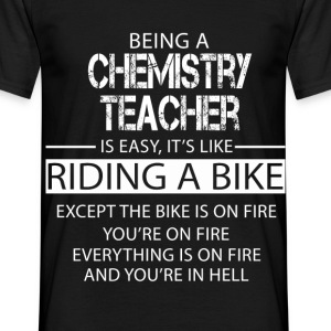 Chemistry Teacher T-Shirts - Men's T-Shirt