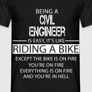 Civil Engineer T-Shirts - Men's T-Shirt
