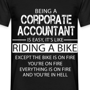 Corporate Accountant T-Shirts - Men's T-Shirt