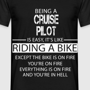 Cruise Pilot T-Shirts - Men's T-Shirt