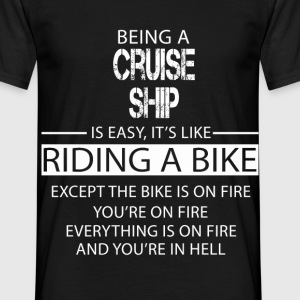 Cruise Ship T-Shirts - Men's T-Shirt