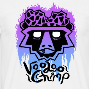Voodoo Chimp - Men's T-Shirt