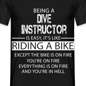Dive Instructor T-Shirts - Men's T-Shirt