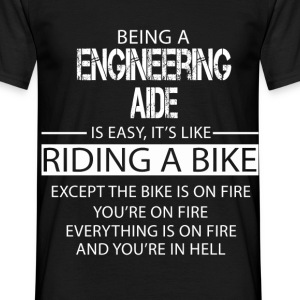 Engineering Aide T-Shirts - Men's T-Shirt