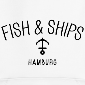 Fish and Ships Hamburg Sweats - Pull à capuche Premium Enfant