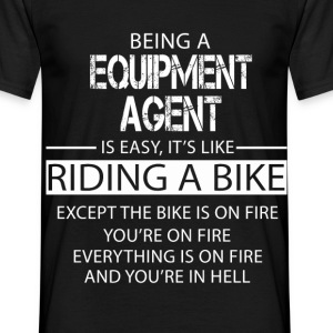 Equipment Agent T-Shirts - Men's T-Shirt