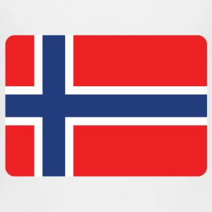 NORWEGEN IST DIE NR 1 T-Shirts - Teenager Premium T-Shirt
