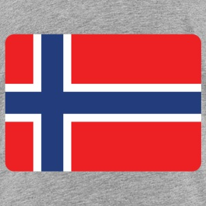 NORGE ER NO. 1 T-shirts - Teenager premium T-shirt
