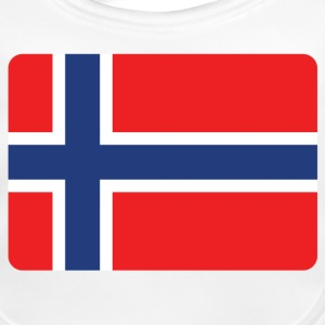 NORWAY IS NO. 1 Baby Bibs - Baby Organic Bib