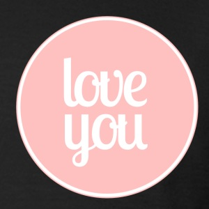 Love you | VEYPS DESIGN T-Shirts - Frauen T-Shirt